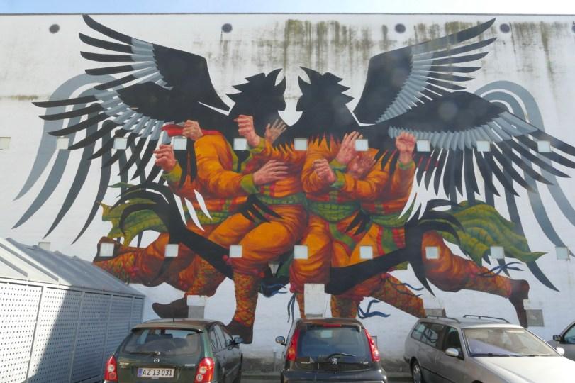 Aalborg Street Art