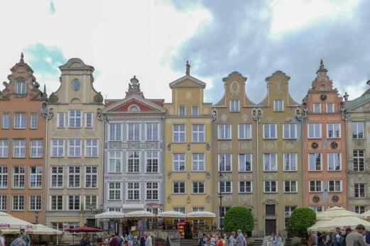 The Long Market (Długi Targ)