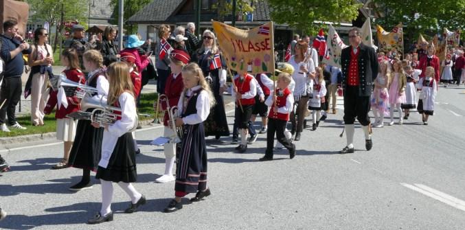 Eidfjord National Day Parade