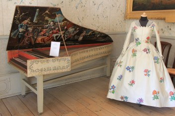 A lovely Baroque Harpsichord