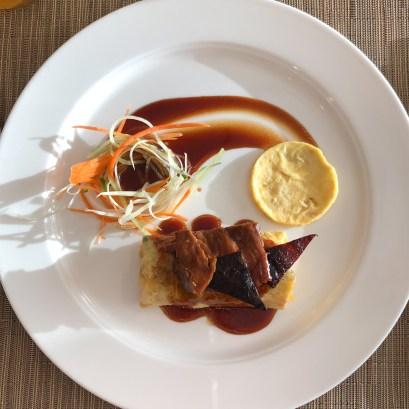 food, eating, restaurants, Viking Sea, Chef's Table