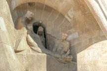 La Sagrada Família - The Passion Facade