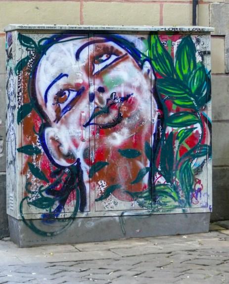 Graffiti or Street Art?