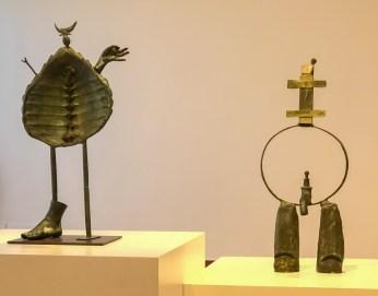 Sculptures by Joan Miró