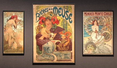 MNAC - Posters by Mucha
