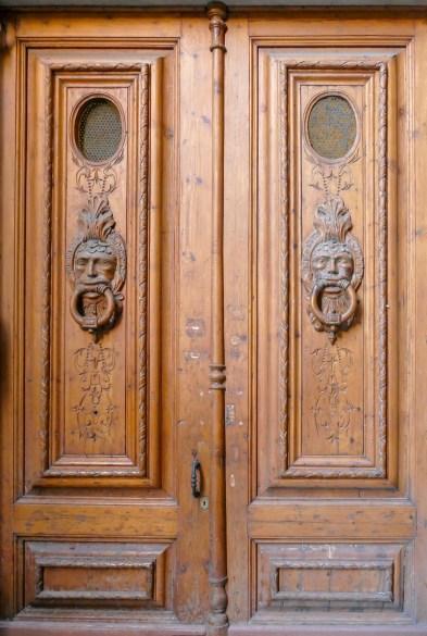 Just a doorway