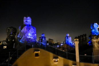 La Predrera Sound & Light Show