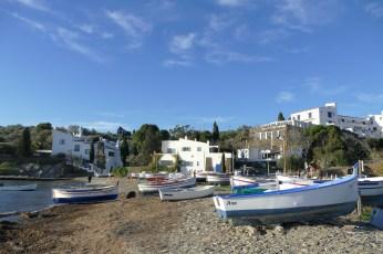 Dalí's house at Portlligat