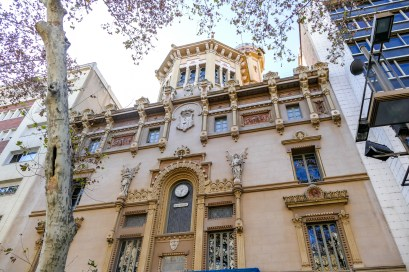 On La Rambla - Academy of Arts & Sciences
