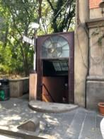The door to the hidden bakery