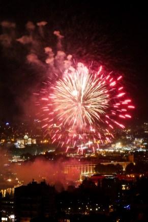 Tbilisoba Fireworks
