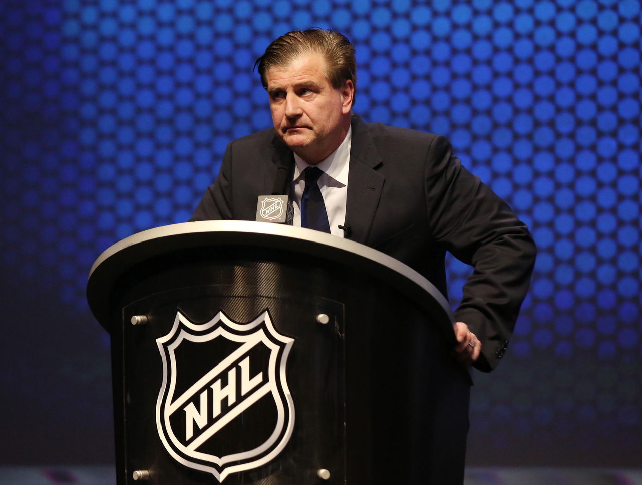 Sports_Jim Benning (GM for Canucks)