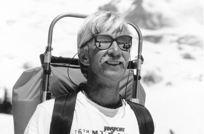 photo of Skip Yowell, JanSport founder