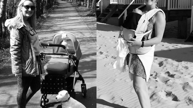 13 things to take on your baby's first walk