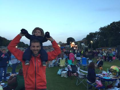 Olly Murs @ Newmarket Nights