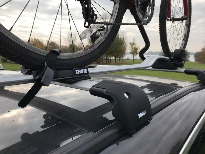 Thule ProRide bike rack