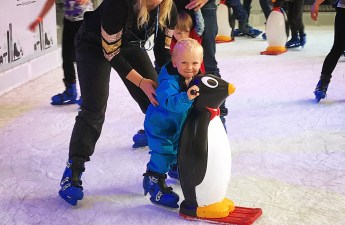 Telegraph Ski & Snowboard Show with Kids