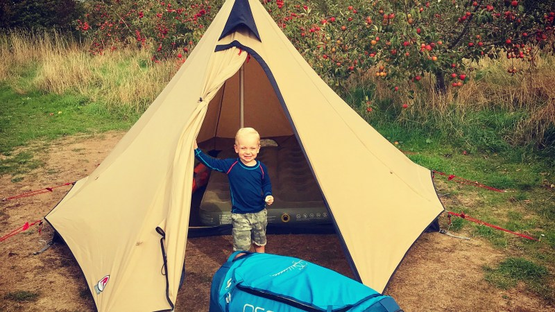 Review: Robens Fairbanks Tipi tent