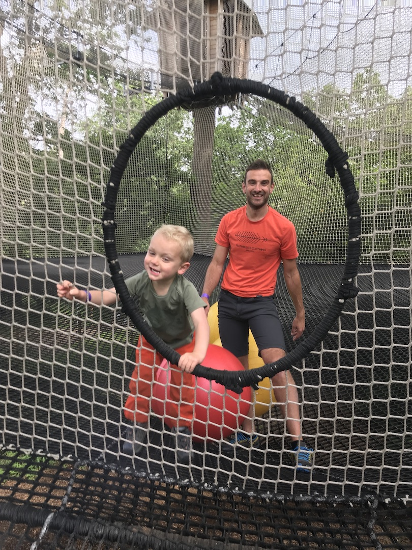 Go Ape Nets Kingdom