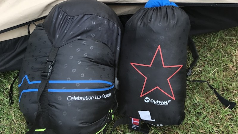 Review: Outwell Family Sleeping Bags