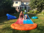 How to turn your garden into a mini water park