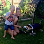 Ooni Fyra portable wood-fired outdoor pizza oven review