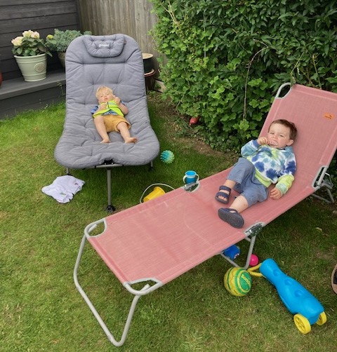 Best camping loungers