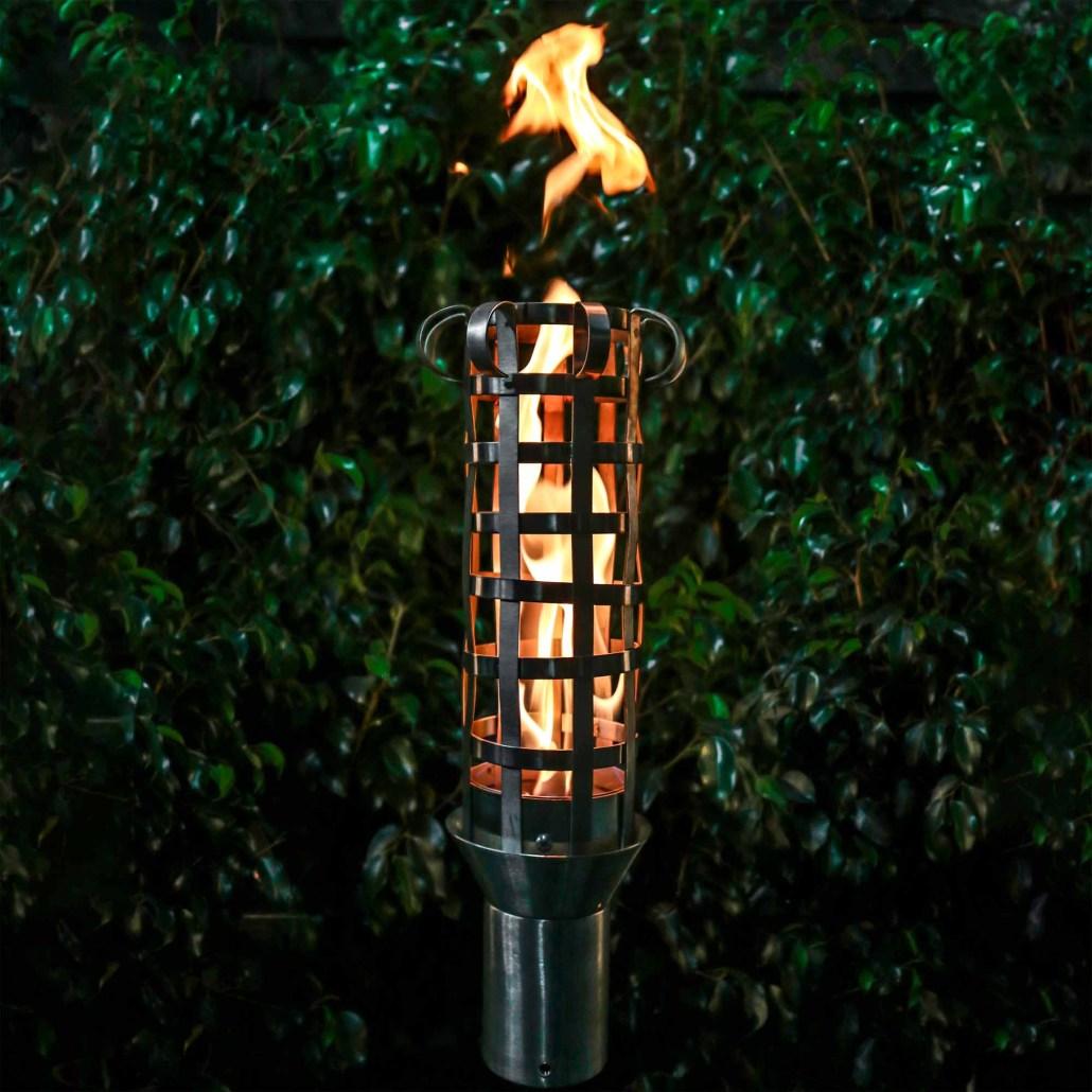 TT16 - Box Weave Fire Torch