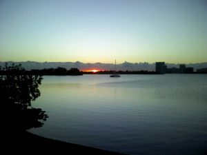 North Biscayne bay