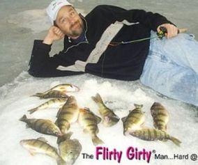 Flirty Girty Man