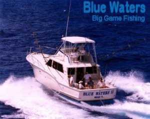 Blue Waters II Bayside Marketplace, Pier 5, Slip 14  Miami, FL  33132