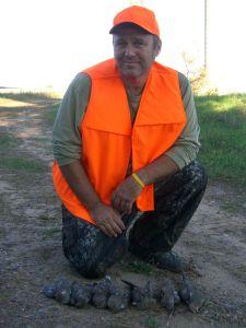 Wisconsin Dove Hunting