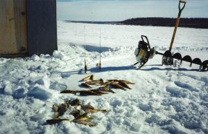 Ice Fishing Essentials