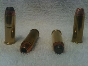 .44 mag soft point and hollow point