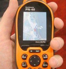 Delorme GPS