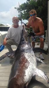 Big Swordfish