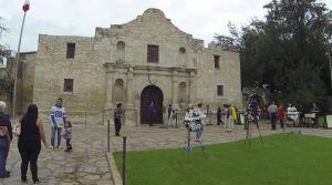 Alamo in San Antonio, TX