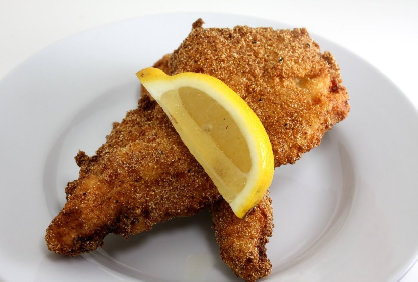 Pan-Fried Catfish