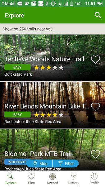 Alltrails-app-screenshot - The Outdoor Soul