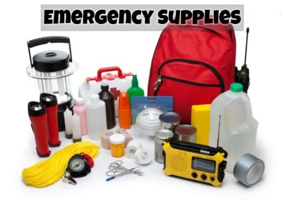 Emergency Supplies You Should Always Have