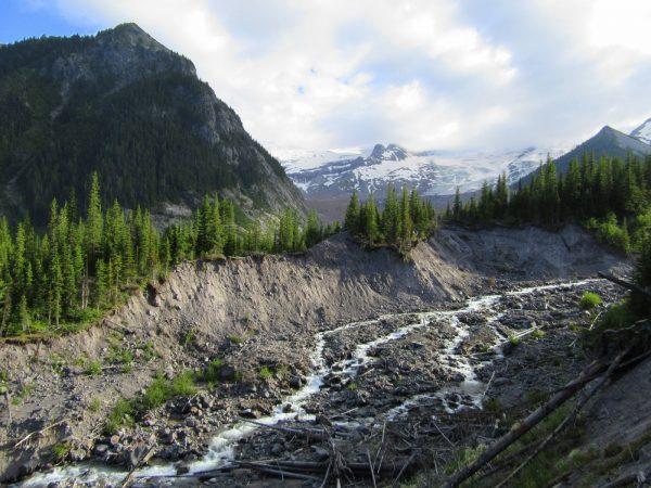 Facts About Historic Glacier Basin Trail