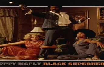 Jetty McFly - Black Superhero (New Release)