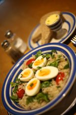 Cracking Kedgeree