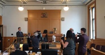 Snelgrove rape trial