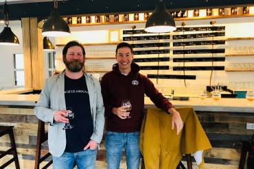 QV Brewery Jeremy Charles