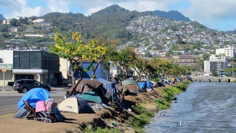 Homeless Hawaii