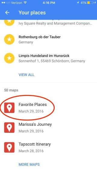 Google Maps - 5