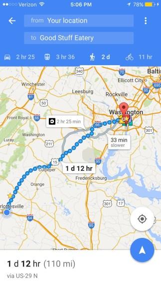 Google Maps - 9