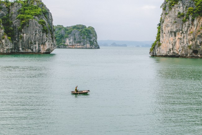 Indochina Junk - Ha Long Bay Vietnam - The Overseas Escape-23