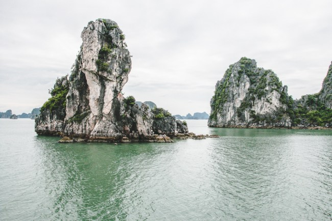Indochina Junk - Ha Long Bay Vietnam - The Overseas Escape-3